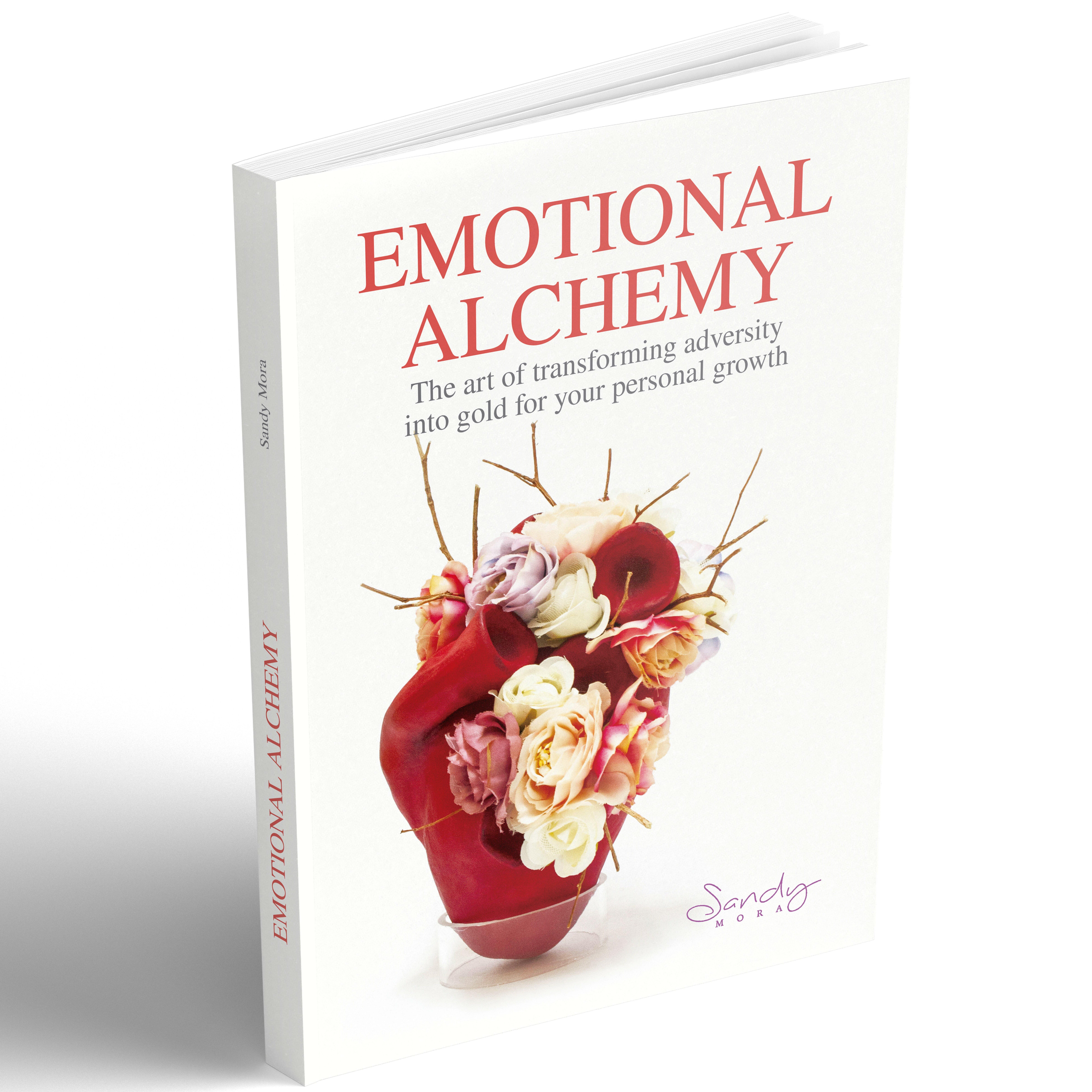 Emotional Alchemy by Sandy Mora